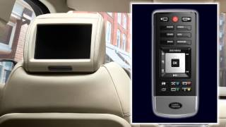 How To - Evoque/evoque Convertible (2014) - Vehicle Feature: Rear Seat Entertainment