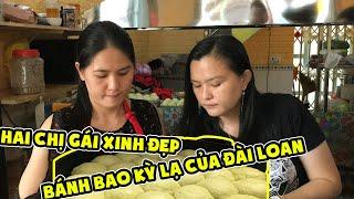 Cận Cảnh Quy Trình Làm Bánh Bao Chiên Nước Đài Loan, Bán Ngàn Chiếc Nhờ Chén Tương Đặc Biệt