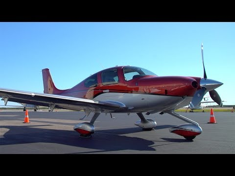 Wanna Fly to Key West in an SR22 GTS? - Flight VLOG