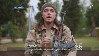 ISIS Video Calls For San Francisco, Las Vegas Attacks