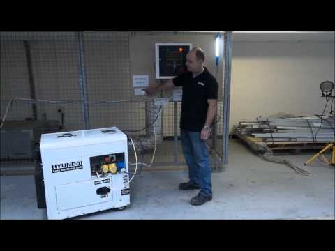 How an Automatic Transfer Switch (ATS) Works with a Generator