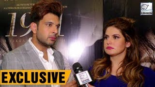 1921 Trailer Launch FULL VIDEO |  Zareen Khan | Karan Kundra | EXCLUSIVE | LehrenTV