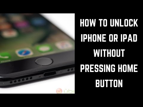 How to Unlock iPhone or iPad Without Using the Home Button