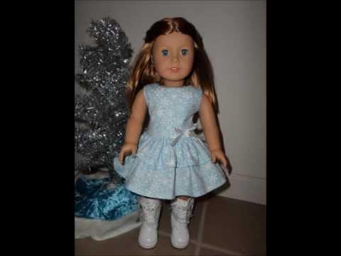 Snowflake Party Dress