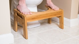The Squattypotty Toilet Stool