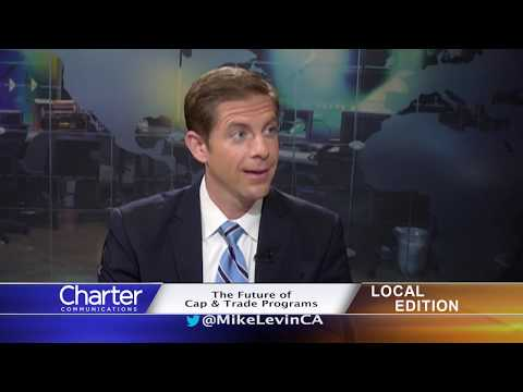 Charter-Cox Local Edition with Center for Sustainable Energy SD's Mike Levin