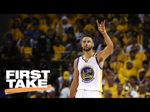 watch Are The NBA Finals Already Over? | First Take | June 5, 2017