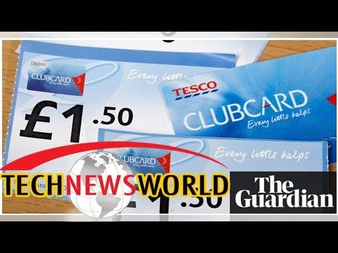 Tesco revamps clubcard rewards scheme
