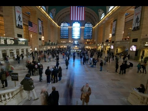 Frozen Grand Central