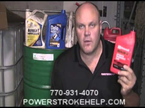 6.0L FLUIDS FUEL AND FILTERS - POWERSTROKE FORD DIESEL