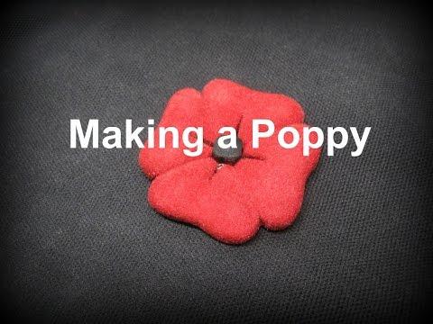 Making a Poppy