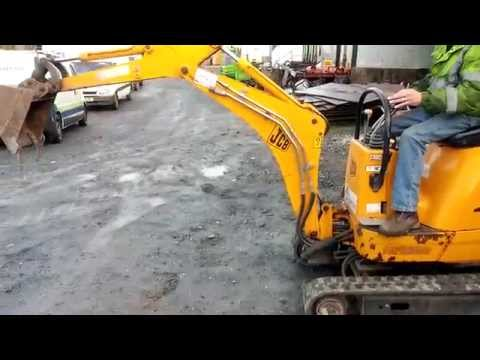 AES Marconi - JCB Micro Digger