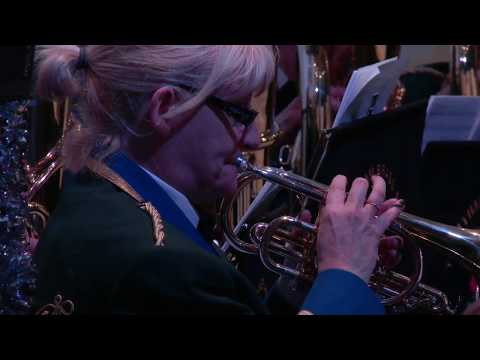 Threntham Brass Band Carol service