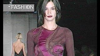 DONNA KARAN Fall 2002 2003 New York - Fashion Channel