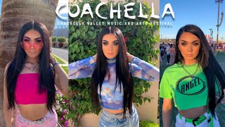 I went to Coachella for the first time and this is what happened... *crazy*