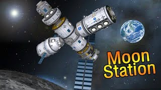 KSP 1 2: How to Setup a Mun and Minmus Relay Network   Daikhlo