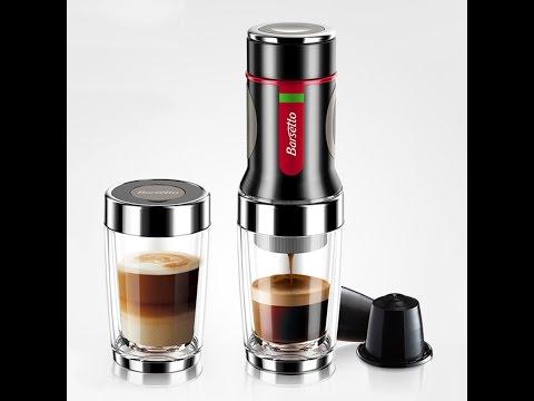 Portable Hand Press Coffee