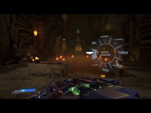 Doom 2018 04 03  ..doom .144HZ..TN