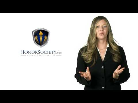 HonorSociety.org Review: We're Here to Help You Succeed