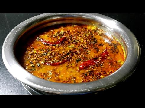 Dal Tadka Recipe - Restaurant Style Dal Fry recipe - How to make Dal Tadka - Simple and Easy