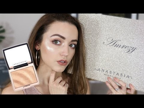 Anastasia x Amrezy | AMREZY HIGHLIGHTER | First Impressions + Review