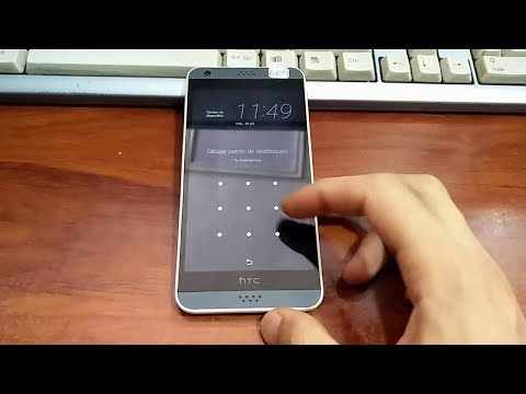 reset screen lock HTC Desire 530 d530u
