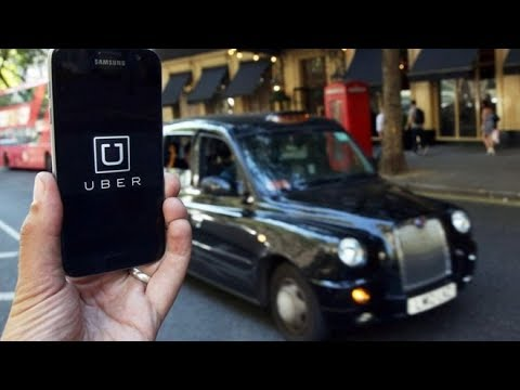 Uber London loses licence to operate