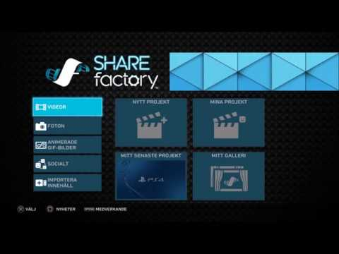 How to Put Videos/Photos on a USB and Import it to PS4 SHAREfactory