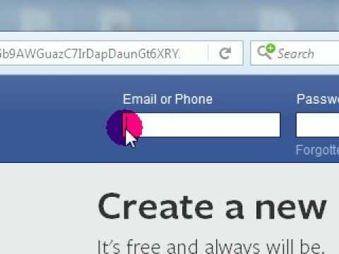 Learn How To Login Without Email or Mobile Number in Facebook