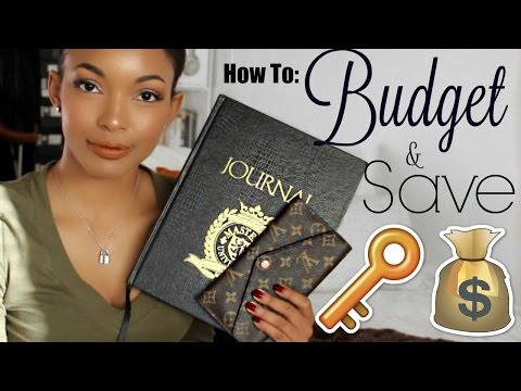 HOW TO: BUDGET & SAVE MONEY (TIPS & HACKS)   Brittany Daniel
