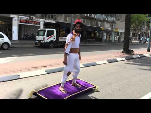Aladdin Costume Uncut Part 4