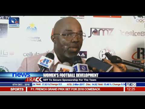 Women's Football Development: NFF To Secure Sponsorship For The Team