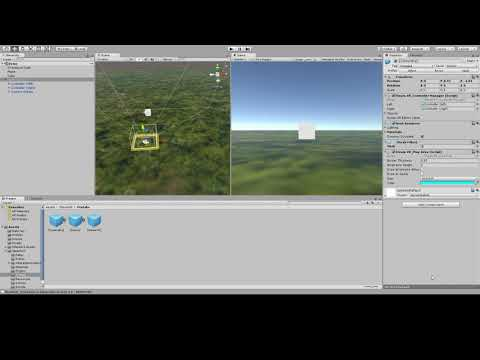 [UNITY VR] CAOTS Tutorial - Reduce Motion Sickness and Increase Immersion In Your Games
