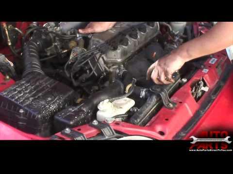 1994 Honda Civic Radiator Part 1
