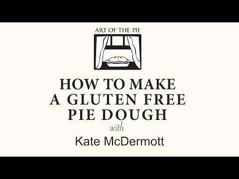 How to Make Gluten Free Pie Dough