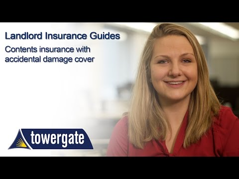 Accidental damage cover for landlords insurance