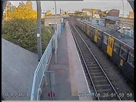Trespasser in Sunderland caught on CCTV