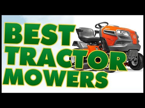10 Best Tractor Mower For The Money Reviews 2017