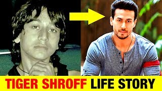 Download The Untold Story of Tiger Shroff | Student Of The Year 2 Movie के Actor | Biography | Bollywood Video