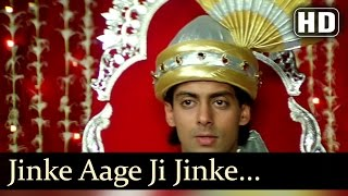 Woh Mere Jijaji - Salman Khan - Chandni - Sanam Bewafa - Hindi Song