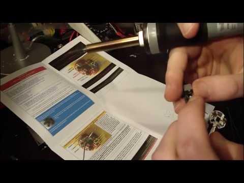 How to build a +2W Laser Lighter [DIY]
