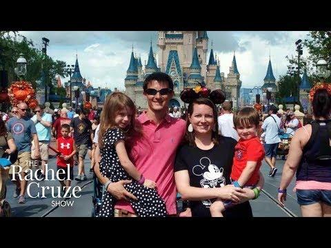 Trip to Disney - #SheWorksHardSavingMoney