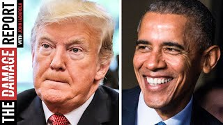 Trump JEALOUS He Can't Move Like Obama