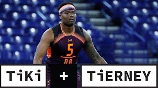 New NFL Draft Updates | Tiki + Tierney