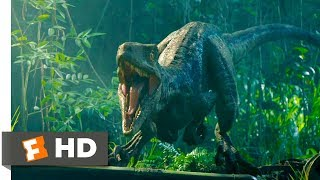 Download Jurassic World: Fallen Kingdom (2018) - Reunited with Blue Scene (2/10) | Movieclips Video