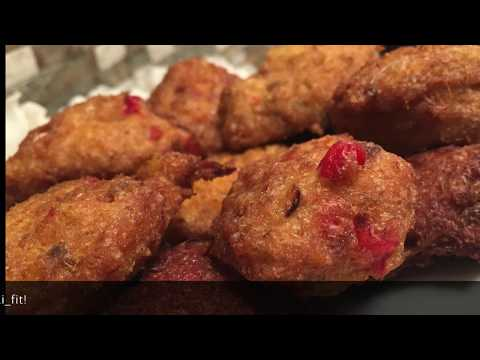 Fish Akara- Nigerian Keto Recipe