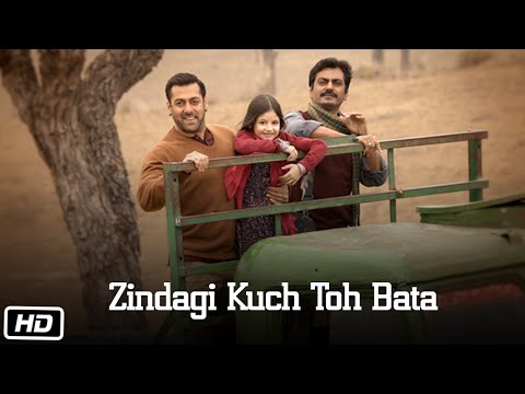 'Zindagi Kuch Toh Bata (Reprise)' Song | Salman & Kareena  | Bajrangi Bhaijaan | Jubin
