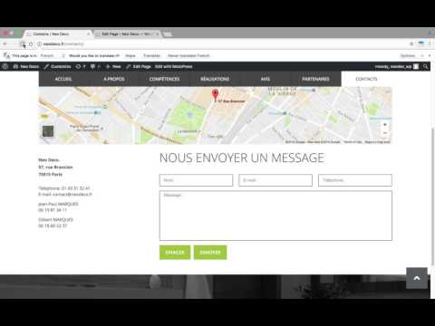 Annuler une modification sur Wordpress