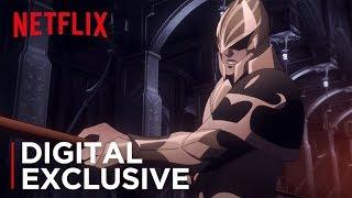 Castlevania: Season 2 | Battle of Dracula's Castle | Netflix