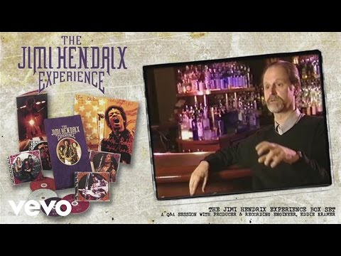 Jimi Hendrix Experience Box Set - Q&A with Eddie Kramer: Pt. 2